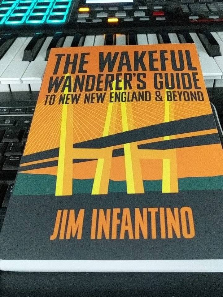 ben burnes copy of the Wakeful Wanderers Guide