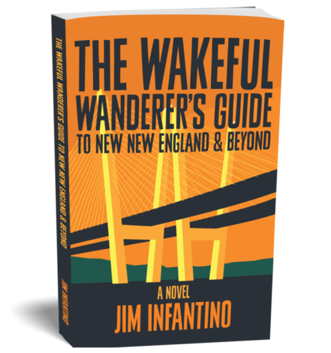 Cover of Wakeful Wanderers Guide