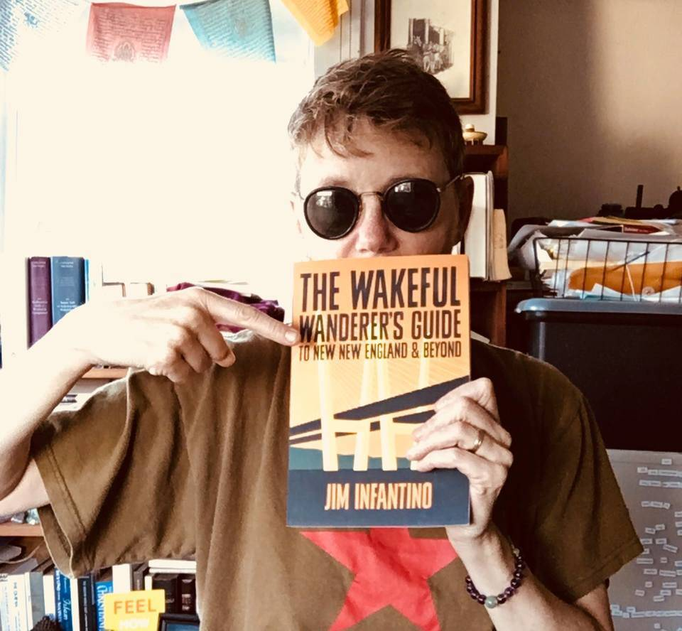 jean gets her copy of the Wakeful Wanderers Guide