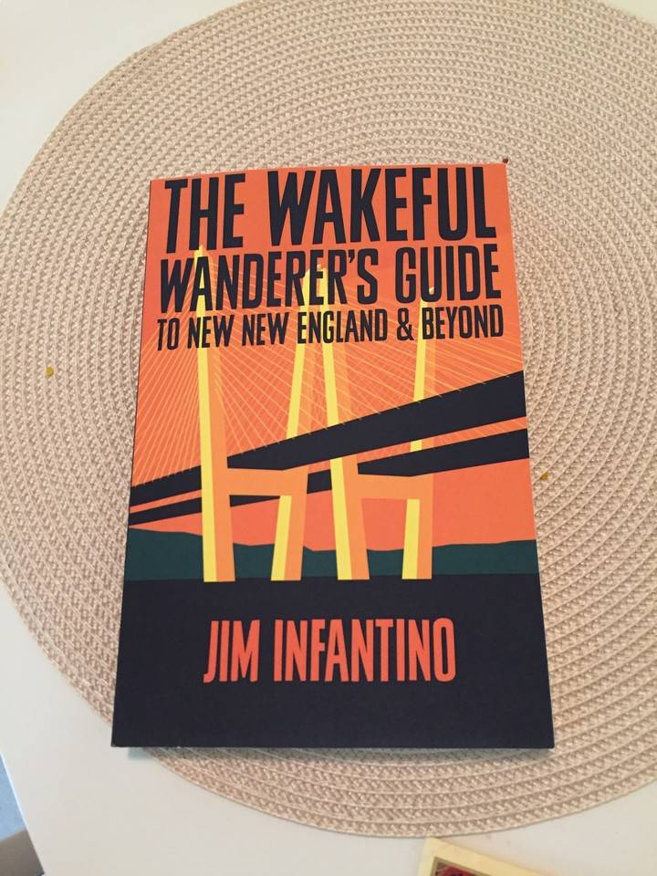 Early copy of The Wakeful Wanderers Guide